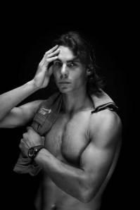 Rafa Nadal en New York Magazine