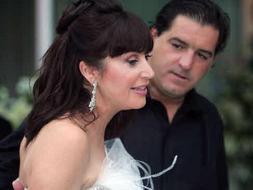 Carmen Martinez Bordiú y José Campos