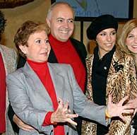 Lina Morgan y José Luis Moreno cuando eran uña y carne y no callo y garra