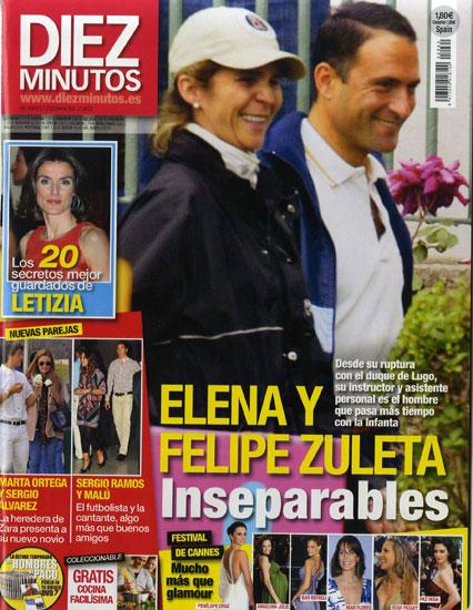 En la  primavera de este año se empezó a hablar de Felipe Zuleta