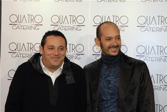 Pepón Nieto y Javier Ambrossi